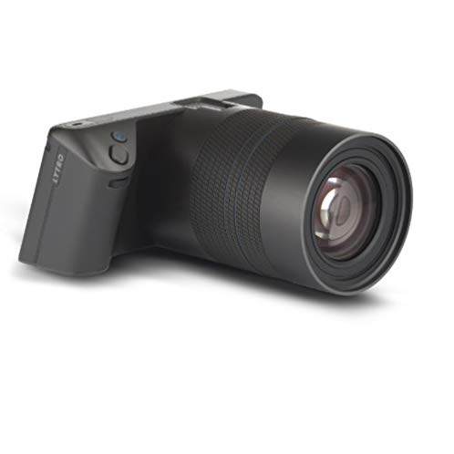 LYTRO ILLUM 40 Megaray Light Field Camera with Constant F/2.0, 8X Optical Zoom, and 4
