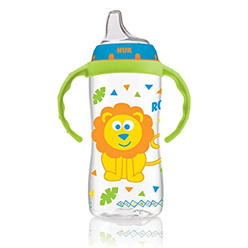 NUK Jungle Designs 300ml 学饮杯