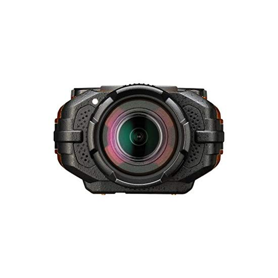 Ricoh WG-M1 Black Waterproof Action Video Camera with 1.5-Inch LCD (Black)