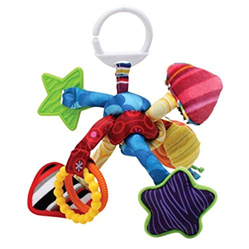 Lamaze Tug & Play Activity Knot Take Along Toy