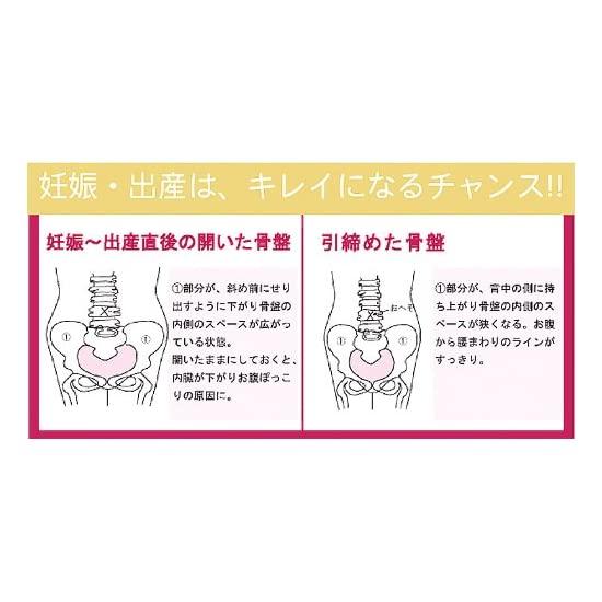 日本  玫瑰太太  Rosemadame  产后瘦身矫正带系列 辅助带