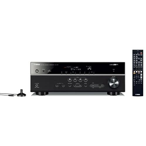 雅马哈 Yamaha RX-V477 5.1 声道家庭影院 影音功放机
