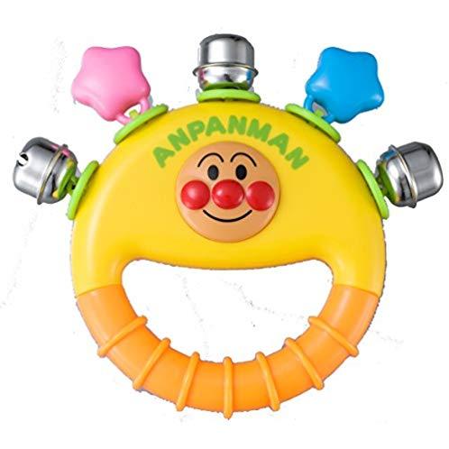 面包超人Pinocchio 婴儿手摇铃玩具