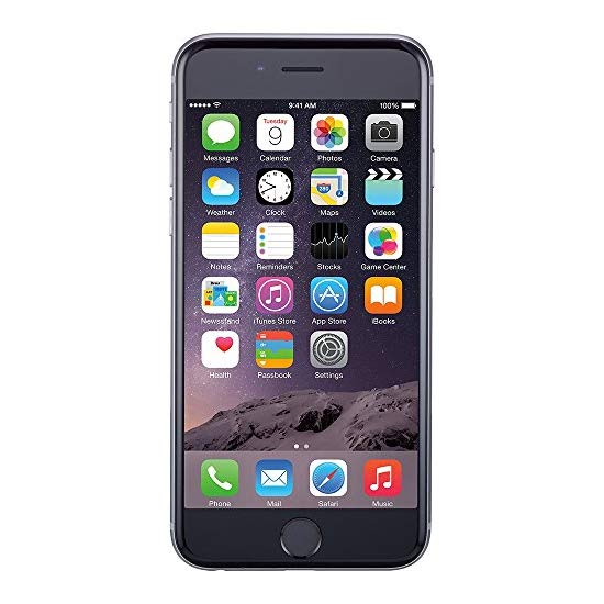 Apple 苹果 iPhone 6  GSM/CDMA 解锁版智能手机