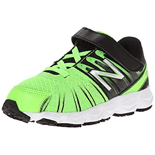 New Balance KV890 Hook and Loop Running Shoe (Infant/Toddler)