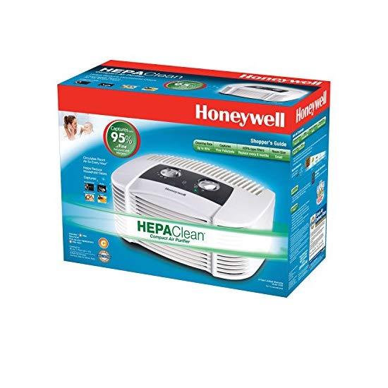 Honeywell Desktop HEPA Air Purifier, 16200