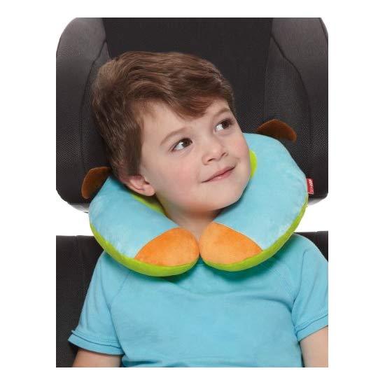 Skip Hop 儿童旅行枕 经典图案猴子蜜蜂猫头鹰