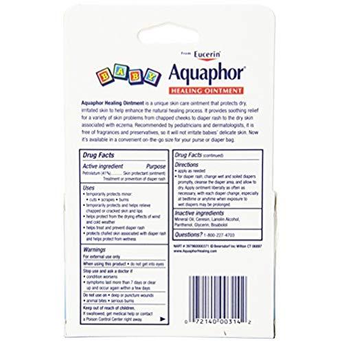 Eucerin 优色林 Aquaphor Baby Healing Ointment 宝宝万用软膏