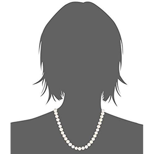 Amazon Collection White Freshwater 淡水珍珠项链/手链/耳钉三件套