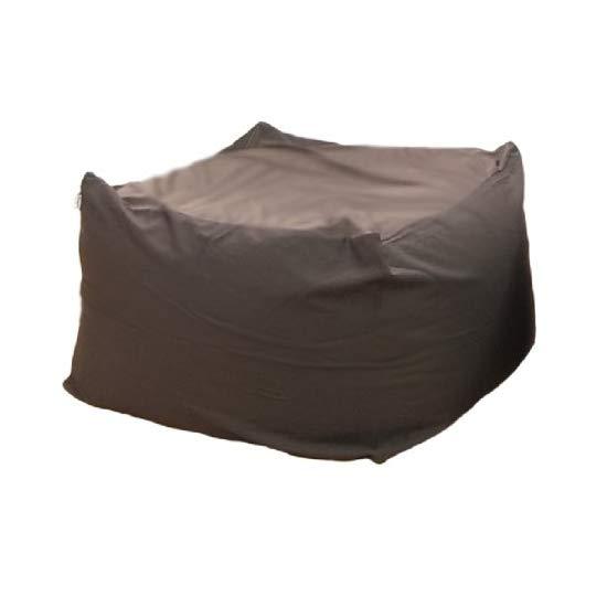 珠靠垫 褐色 立方体椅子 L号PCM-6512T