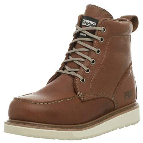 Timberland 添柏岚 PRO Wedge Sole 53009 男款 6寸 工装靴