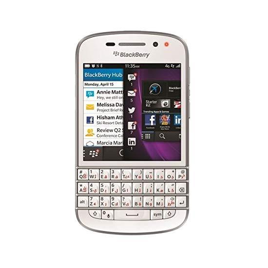 Blackberry 黑莓 Q10 无锁手机