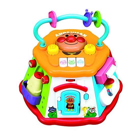 面包超人七面玩具屋