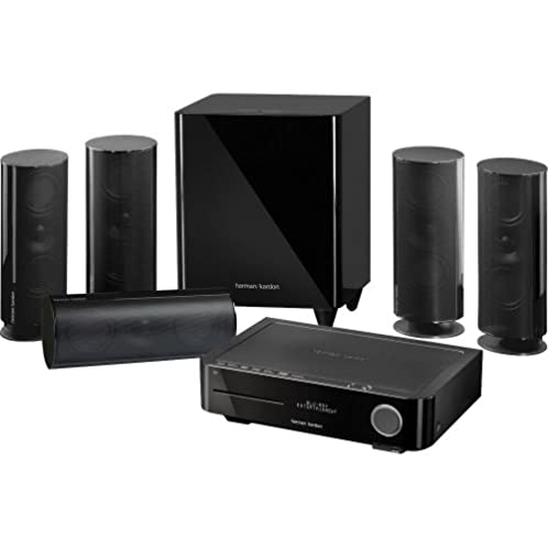 Harman Kardon BDS 800 5.1 Channel Blu-ray Home Theater Systems