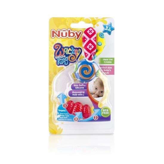 Nuby 努比 宝宝磨牙环