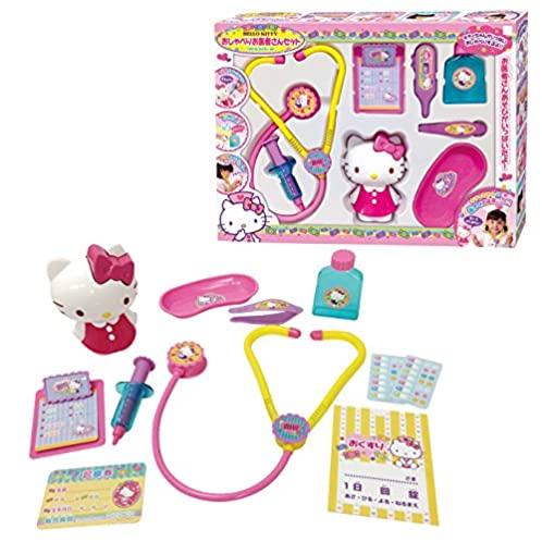 Hello Kitty 三骊欧医生玩具套装  195508