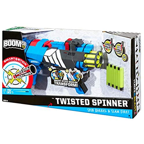 BOOMco 火线营 Twisted Spinner Blaster 8连发扫射玩具枪