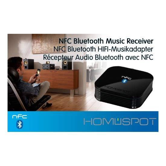 HomeSpot 蓝牙无线 音频接收器