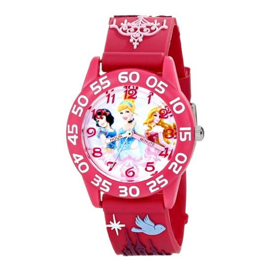 Disney 迪士尼 Kids W001510 公主儿童手表